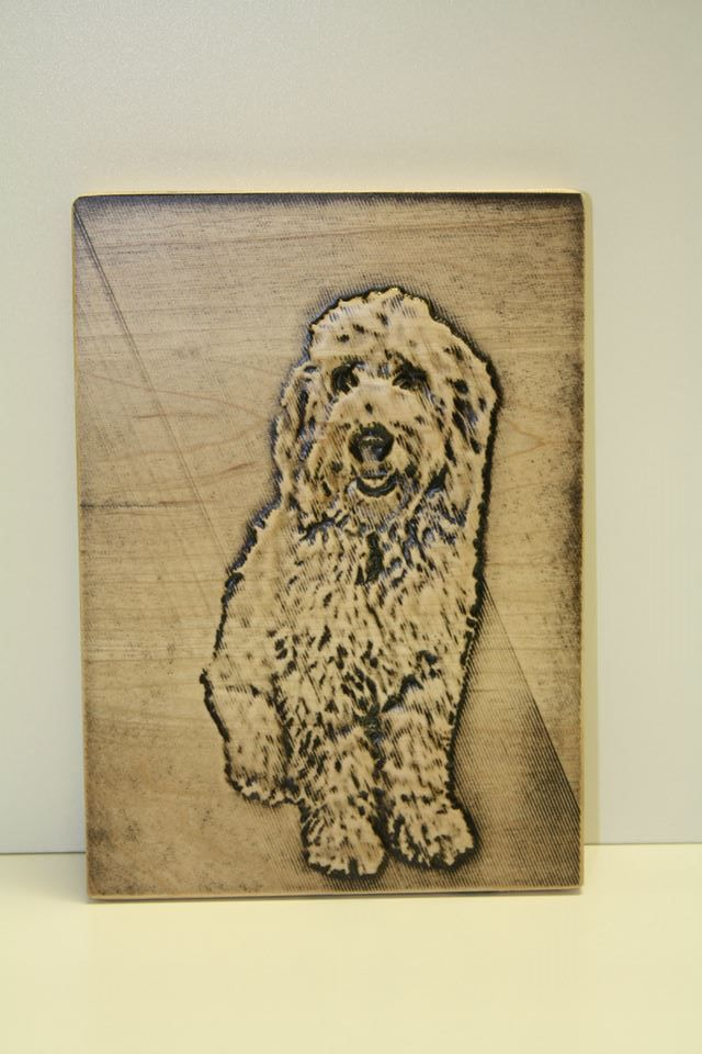 YOUR Carved Pictures (3D Carving)